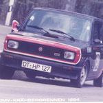 Fiat 127 Gruppe G am Berg, 1984