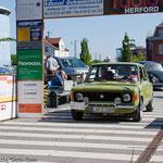 Fiat 128 Rallye für Orientierungsfahrten