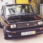 Fiat 127 Serienauto