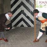 Die Festung Wesel im 30jährigen Krieg - Spielszenen zur Geschichte Wesels