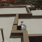 EnviroCoatings - Roof of The Dream Home - Santa Fe, New Mexico