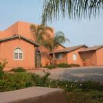 Ceramic InsulCoat Wall - Stucco - Moroccan-Style House, Vista, California