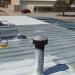 EnviroCoatings - Residential Metal Roof - Borrego Springs, CA