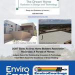 EnviroCoatings - The Dream Home - Santa Fe, NM