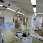 まつざき歯科(大木)  築19年目の内部改装です。