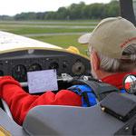 der Fluglehrer