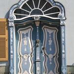Tür des Heimatmuseums