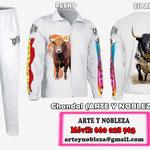 "Chándal Arte y Nobleza (Toro) ""www.arteynobleza.jimdo.com"""