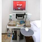 FMDという血管の早期の動脈硬化がわかる検査器機