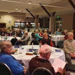 Gut besuchte Mitgliederversammlung im Landhaus Greene