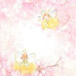 桜の逢瀬 / 2021.3 140×180