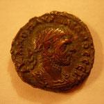 tetradrachme, Alexandrie, 6e année du règne (274/275), 7.69 g, Avers: A K L DOM AURHLIANOS SEB