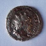 antoninien, 3.00 g, 266-267, Trêves, Avers: IMP C POSTVMVS P F AVG