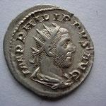 antoninien, Avers: IMP PHILIPPUS AUG, Rome, 9e ém, 2e off, 248, 3.73 g