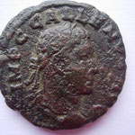sesterce, Viminacivm 254-255, 12.00 g, Avers: IMP GALLIENUS P AUG