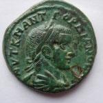 tetrassaria d'Hadrianopolis A/ AVTKN ANT ΓOPЄIANOC AVΓ, buste lauré drap à dr, 10.54 g