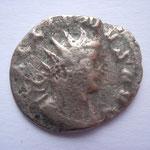 antoninien, 261-262 2e off, 2.26 g, Avers: GALLIENVS AVG