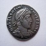Silique Rome 1.96 g, A/ DN VALENTINI-ANUS P F AUG