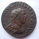 bronze d'Antioche (Pisidie) Avers: IMP M IUL PHILIPPUS AUG, 11.40 g