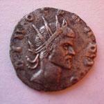 antoninien, Rome 2.98 g, Avers: DIVO CLAUDIO