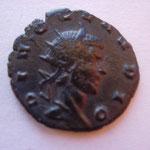 antoninien, Rome 3.37 g Avers: DIVO CLAUDIO