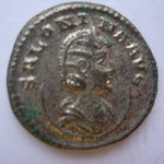 antoninien, Antioche 266-267, 3.83 g, Avers: SALONINA AUG