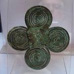 très rare grande fibule Celte ou proto Celte (âge du bronze?)