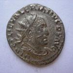 antoninien, Rome 254, 2.70 g, Avers: IMP C P LIC VALERIANUS P F AUG