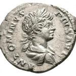 denier, Rome, 202, 2.29g, Avers: ANTONINVS PIVS AVG (achat Savoca coins, 6e blue auction, 2018, n° 1113)