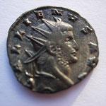 antoninien, 4e ém août 267-août 268, 3.57 g, Avers: GALLIENUS AVG