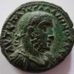 Tétradrachme, Alexandrie,11,57g, A: AUT K P LIK GALLIHNOS SEB (Autokratoros Kaisaros Publios Likinios Gallihnos Sebastos)
