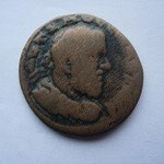 petit bronze pour Antioche ad Orontem, 3.60 g, Avers: AVT K M O CЄ MARKPINOC CЄ