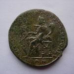 Revers: Herakles debout UP PONTIANOU MARKIANOPOLEIT WN, TB+