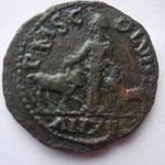 Revers: P M S COL VIM / AN XII, TTB rare