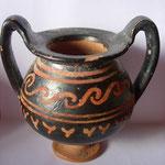 petite poterie, Grande Grèce (Italie du Sud) II - Ie siècle avant JC