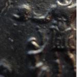 proche de n° brm_315559 des archives CGB mais la captive tend les bras sans enfant et l'emp tient un globe