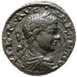 Seleucis and Pieria. Antioche, 4.71 g, Avers: buste drapé et cuirassé à droite, A: AVT KAI M-A ANTΩNEINOC