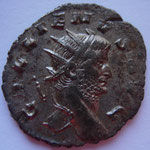 antoninien, Rome, 2.35 g, 263-264, 6e officine, Avers: GALLIENVS AVG.