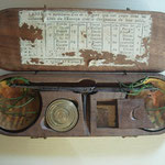 trébuchet  entre 1795 et 1803