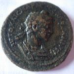 SYRIA. Seleucis and Pieria. Antioch, 18 g, 32 mm, Avers: AVTO KAIC MAPK AVP CEOV AΛEΞANΔPOC CEB
