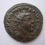 antoninien, Cologne, 269, 3.01 g, Avers:  IMP C M AVR MARIVS AVGc'est ce portrait qui a été reprsi pour Victorin