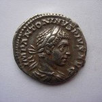 denier, Rome 221, 9 éme émission, 3.25 g, Avers: IMP ANTONINUS PIUS AUG