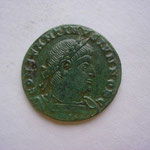 nummus, Arles 1ére off 335, 2.40 g, Avers: CONSTANTI-NVS IVN N C