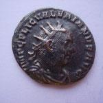antoninien, Rome 2e ém printemps -fin 254, 3.63 g,  Avers: IMP C P LIC VALERIANUS AUG