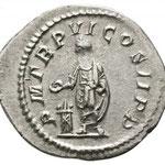 Revers : P M TR P VI COS II P P, TTB+ achat Savoca coins 6e blue auction 2018, n° 1161