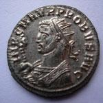 aurélianus, Serdica 4,00 g, Avers: IMP C M AUR PROBUS AUG buste consulaire à gauche