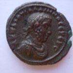 tetradrachme, Alexandrie 4e année du règne 257-258, 10.01 g, Avers: AVT K ΠΛΙΚΓALLIHNOC CEB