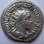 antoninien, Rome 1ére off 252, 4.16 g, Avers:  IMP C C VIB VOLVSIANVS AVG .