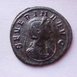 aurélianus, Serdica fin 274-début 275, 7e ém 3e off, 3.68 g, Avers: SEVERINA AUG