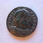 rare pseudo argenteus, 319, 3.02 g, Avers: IMP LICINIUS AUG